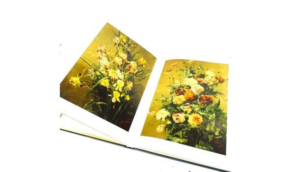 Bloemen in de schilderkunst