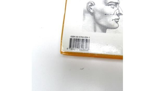 Portrettekenen. B. Hogarth