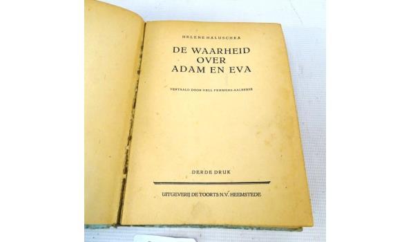 De waarheid over Adam en Eva