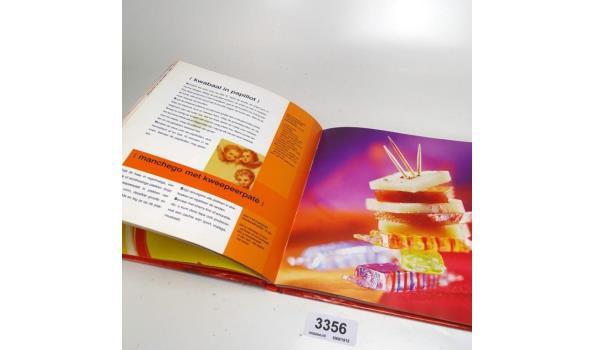 Kookboek tapasbar