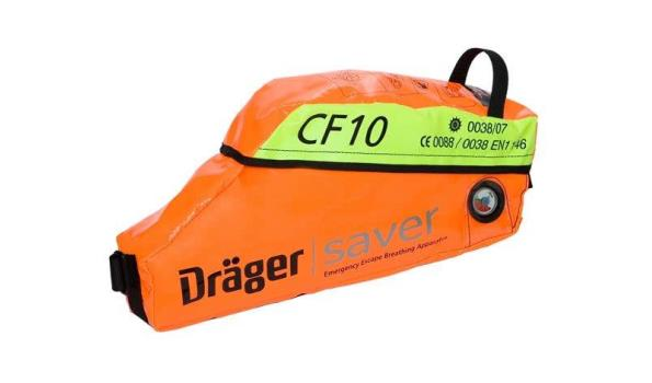 Drager Saver CF10 - Constant Flow Escape Set