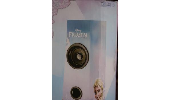 Disney Frozen bluetooth speakers & storage dozen