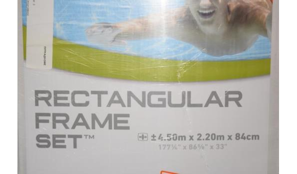 Intex zwembad - 450x220x84cm