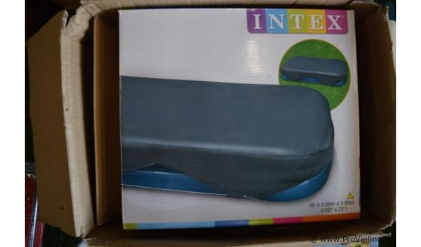 Intex afdekhoes - 305x183cm