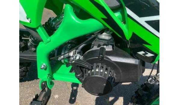 Minicrosser 49cc Groen