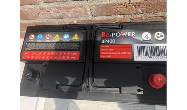 Be-Power Accu