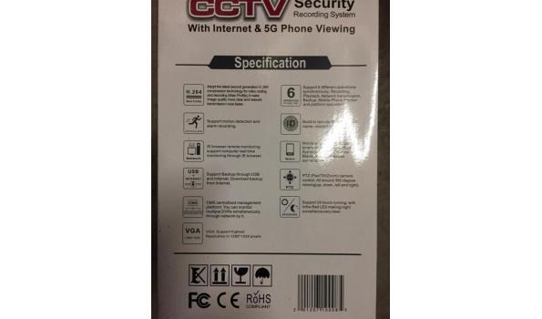 CCTV Camera systeem