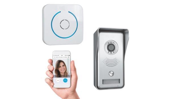 RL Wifi video deurbel