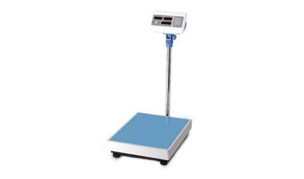 Digitale platform weegschaal tot 300 kilo