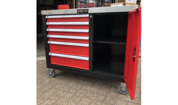 Bayern Tools Pro Line gereedschapswagen