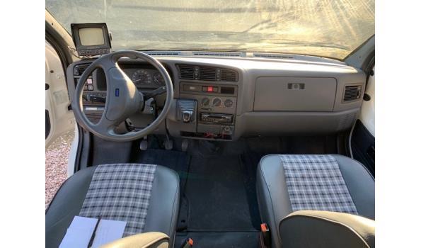Elnagh 650 superiore semi integraal camper op basis van een Fiat Ducato 2.5 TD