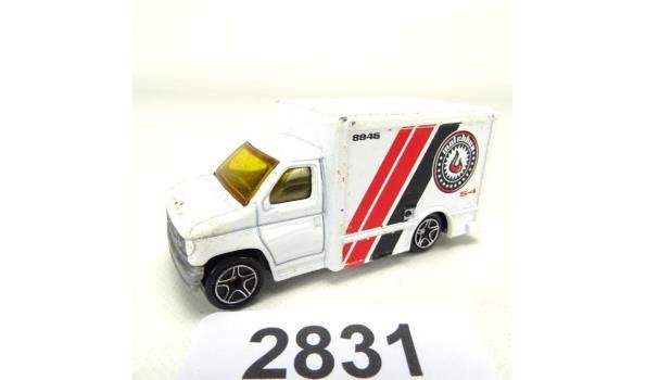 Matchbox bestelwagen