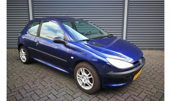 Peugeot 206 1.4 XR Kenteken: 97-FB-PG