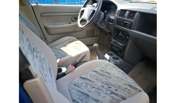 Mazda Demio 1.3 GLX - kenteken: 47-FD-RB