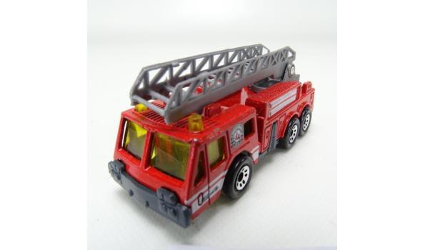 Matchbox brandweerauto