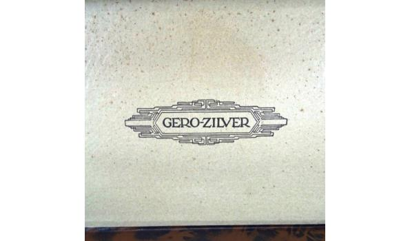 Gero Zilveren lepelset in originele cassette