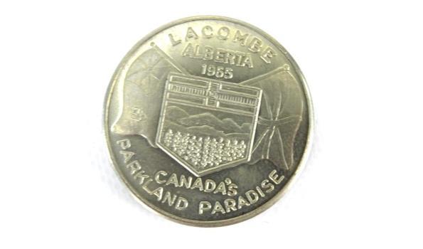 Lacombe Alberta 1965 penning