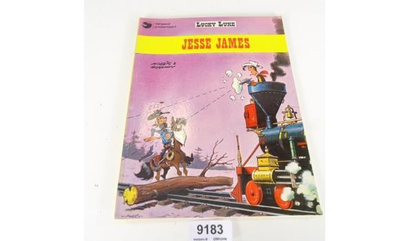 Lucky Luke stripalbum