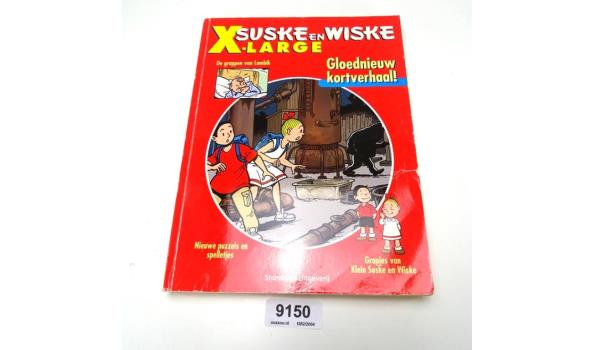 Suske en Wiske verzamelalbum