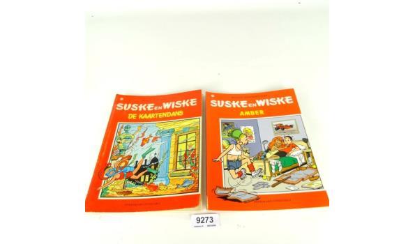2 Suske en Wiske albums