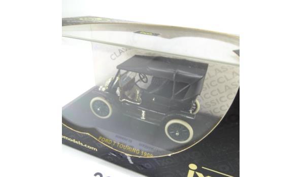Ixo Ford T touring 1909