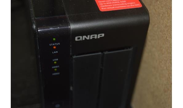 Qnap back-up systeem model TS-251