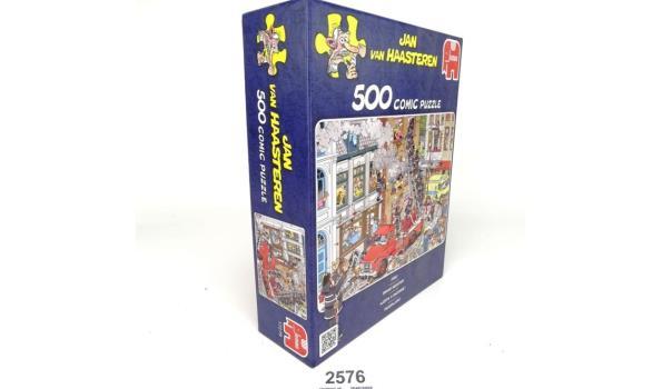Jumbo puzzel (verpakking nog gesealed)