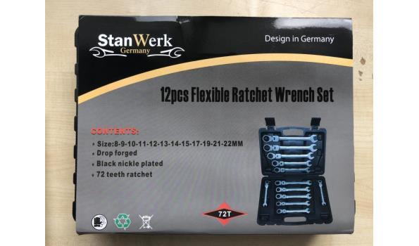 StanWerk steekratel set