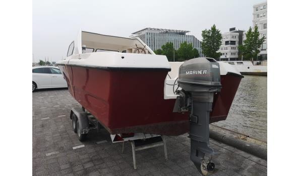 Beekman consoleboot