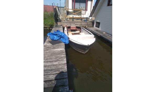 Open Stalen Toerboot / Sloep