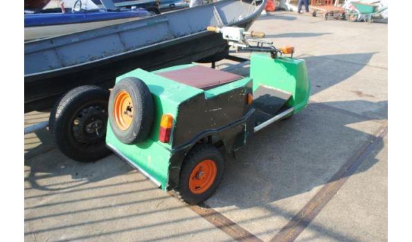 Electrische transportkar