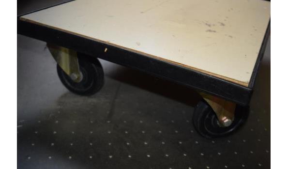 Transportwagen/trolley - 62x42x16cm