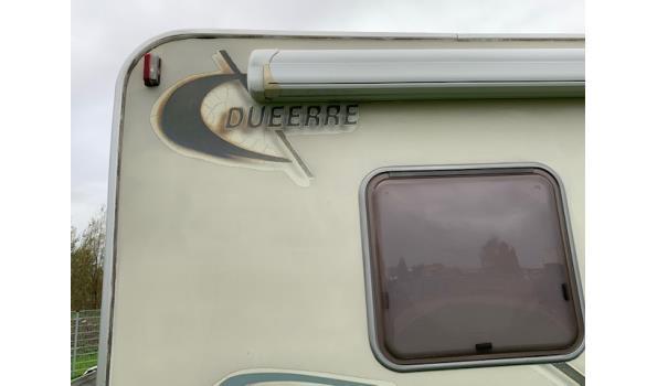 Rimor originele kwaliteits fabrieks camper type Escape 391 Dueerre op basis van een Ford Transit type 90 T 330 TDI