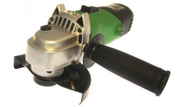Haakse slijper 125mm, 900 Watt