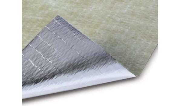 Ondervloer Rubber, 10dB, 40m2