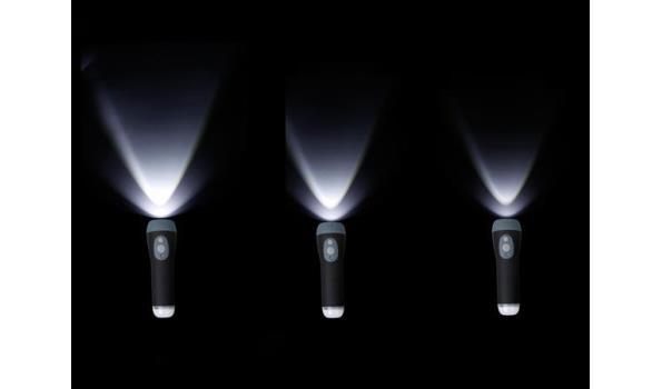 LED Zaklamp 3IN1 Oplaadbaar, 5x