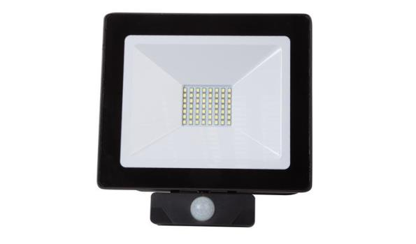 LED Straler Profi 50 watt, met bewegingsmelder
