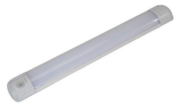 Led Armatuur met Bewegingsmelder 120cm, 2x