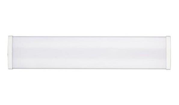 Led Armatuur Dubbel, 2x18watt, 120 cm, 4x