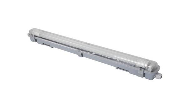 LED Balk Waterdicht T8, 60 cm, 4x