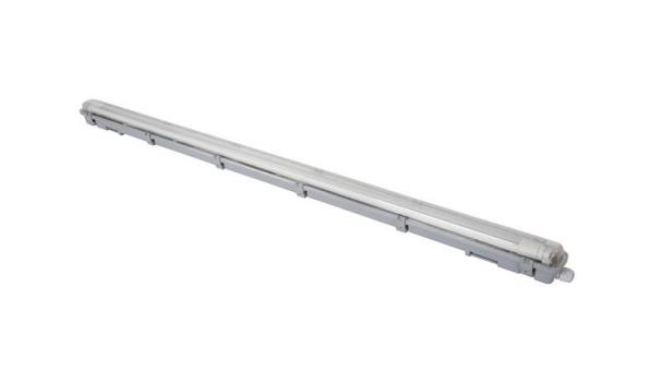 LED Balk Waterdicht T8, 126 cm, 2x