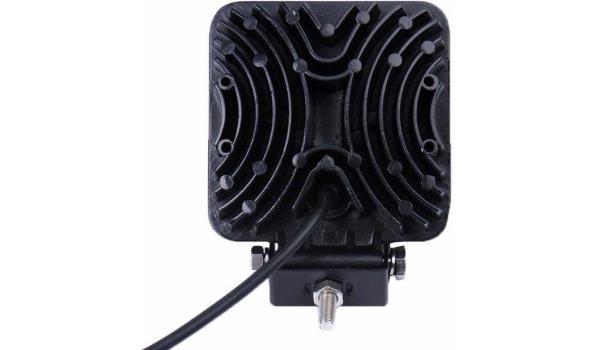 Verstraler 9-80 Volt, 48 watt, 2x