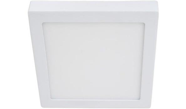 Plafonierre LED vierkant 20x