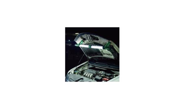 Motorkaplamp LED LI-ion Oplaadbaar, 2x