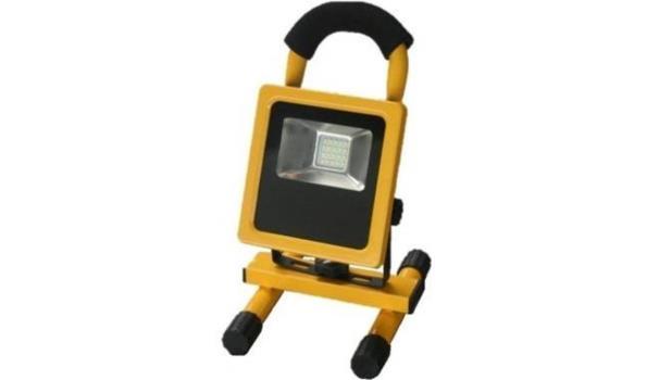 Werklamp Oplaadbaar LED LI-ion 10 watt, 5x