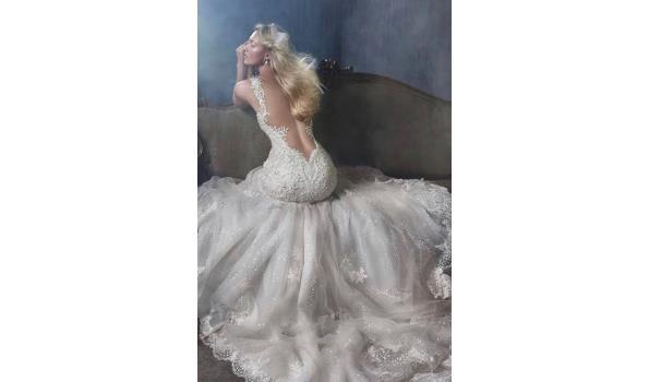 Vintage - trouwjurk