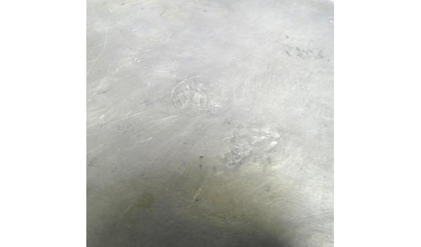 Antiek tinnen bord