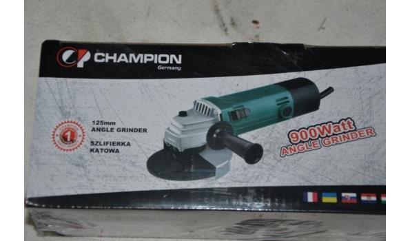 Champion haakse slijper type CP-119