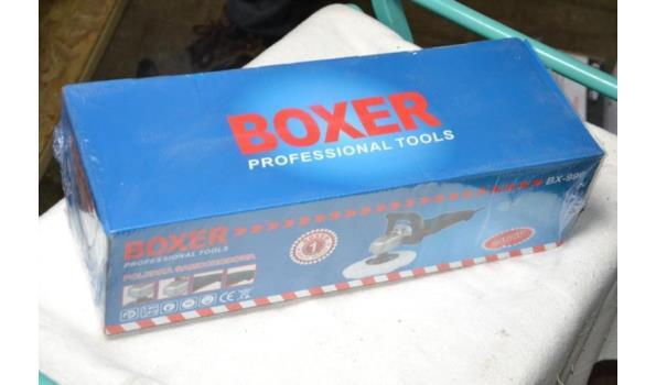 Boxer elektrische haakse polijstmachine
