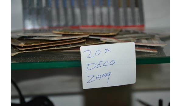 Bosch decoupeerzaagjes - 20 stuks